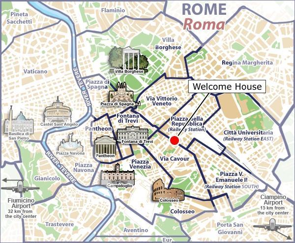 welcome house rome - photo#35